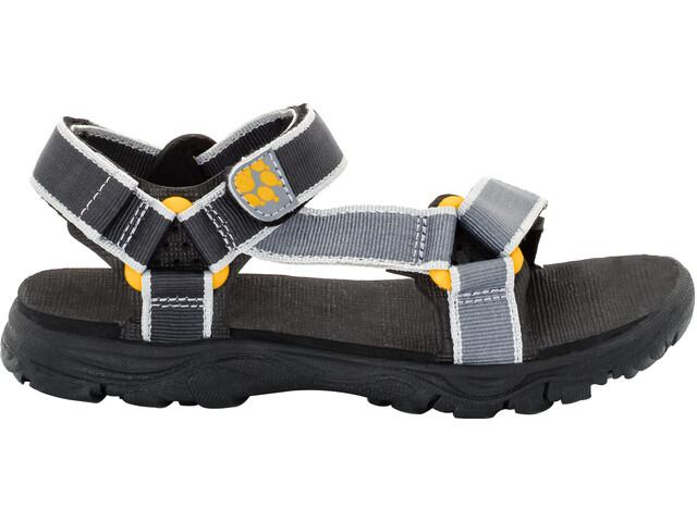 Jack Wolfskin Seven Seas 2 Sandals Jungs burly yellow xt